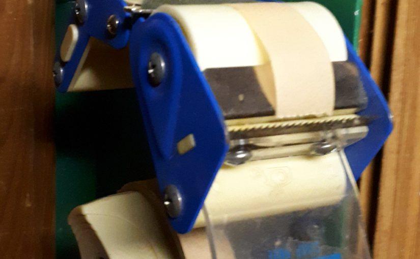 Tape Gun Masking Tape Dispenser